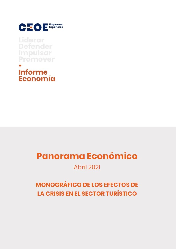 Panorama económico - Abril 2021
