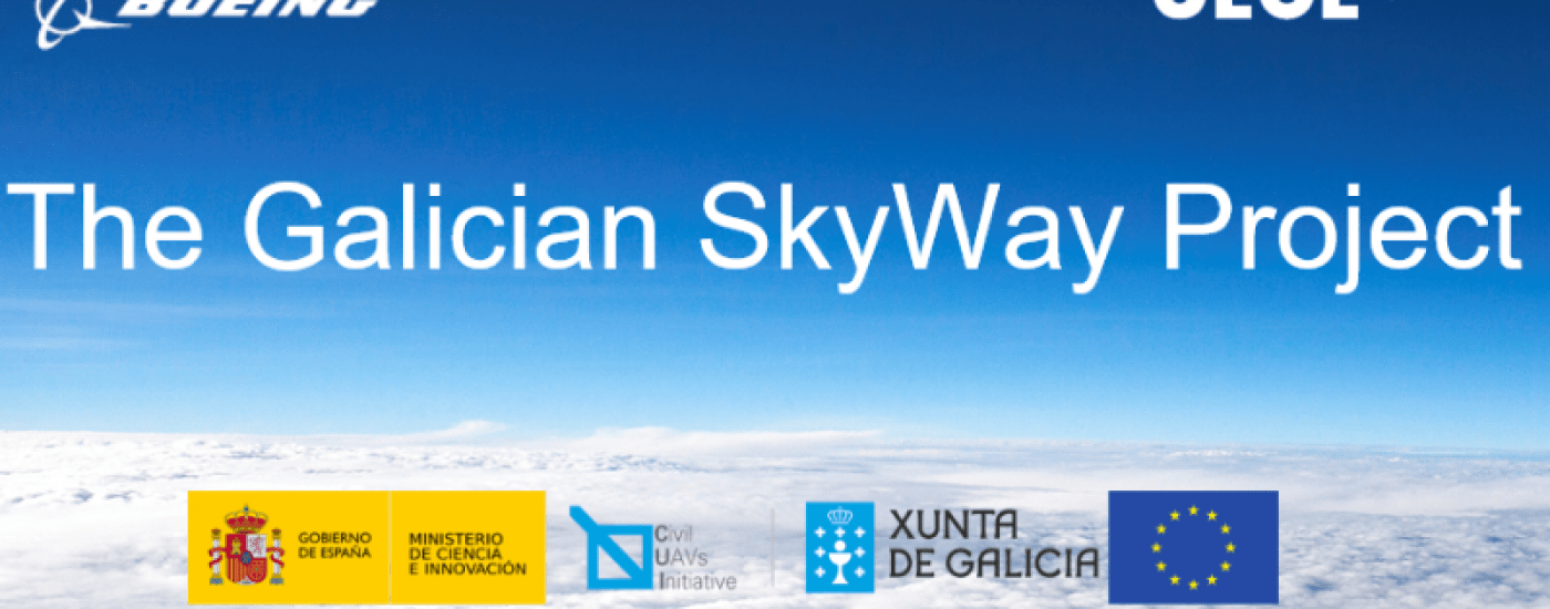 The Galician Skyway Project