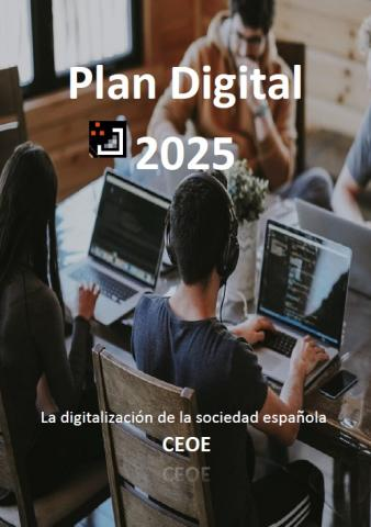 Plan Digital 2025 - 3 febrero 2020